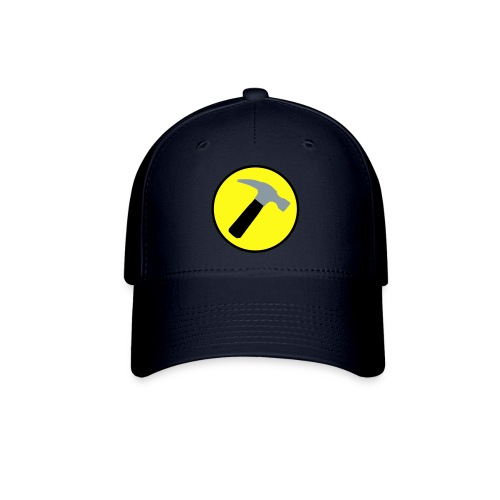 CAPTAIN HAMMER Cap - New Metallic Hammer! - Baseball Cap