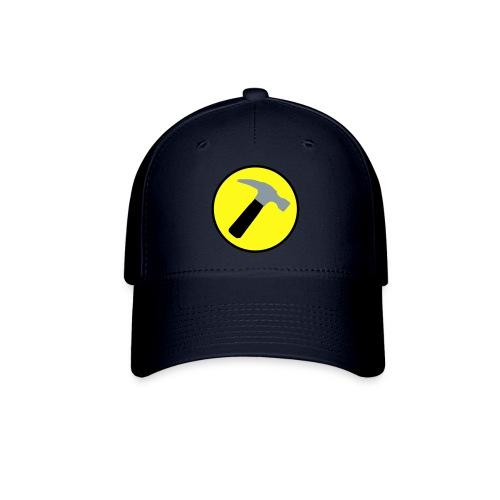 CAPTAIN HAMMER Cap - New Metallic Hammer! - Baseball Cap