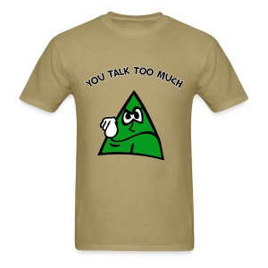 I Love to Talk - Men's T-Shirt