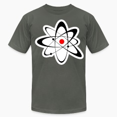 Asphalt atomic T-Shirts