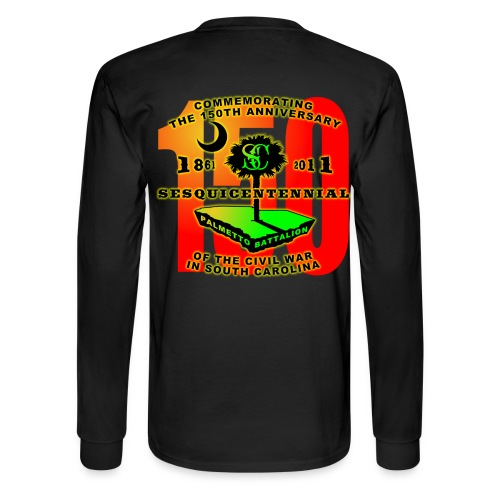 150th Long Sleeve Tee - Men's Long Sleeve T-Shirt