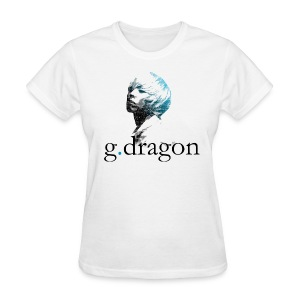 Big Bang - GD Typography - Women's T-Shirt
