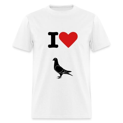 pidgeon - Men's T-Shirt