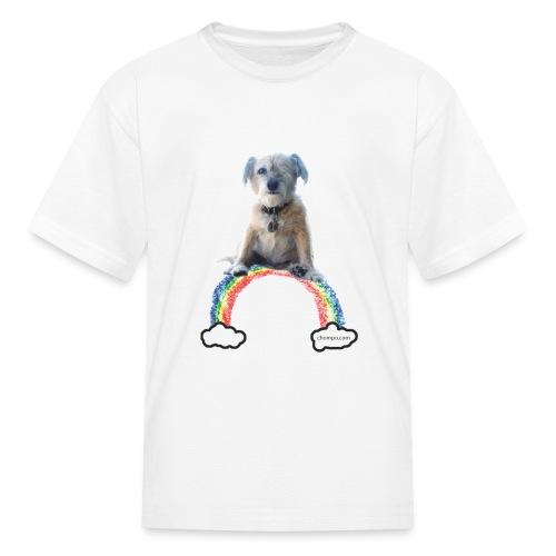 Chompo in Rainbowland - Kids' T-Shirt