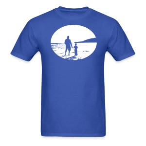 THE BEACH - MEN - Men's T-Shirt