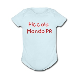 PICCOLO BABY - Short Sleeve Baby Bodysuit
