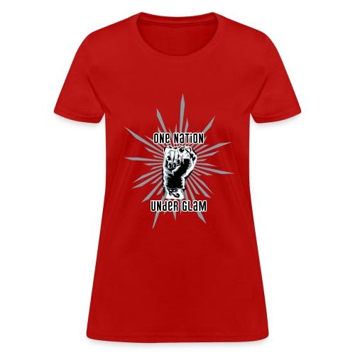 Propaganda-Silver - Women's T-Shirt