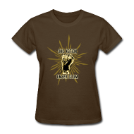 T-Shirts ~ Women's T-Shirt ~ Propaganda-Gold