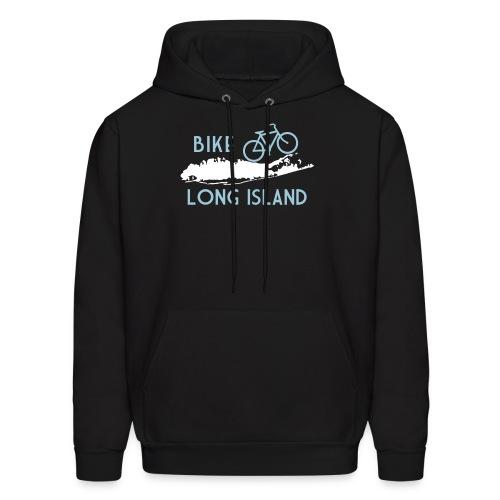 Bike Long Island - Men's Hoodie