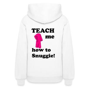 Teach me how to Snuggie Women's Hoodie - Women's Hoodie