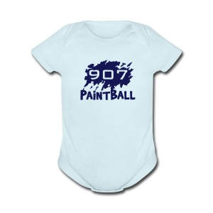 907 One-Piece for Toddlers - Short Sleeve Baby Bodysuit
