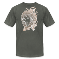T-Shirts ~ Men's T-Shirt by American Apparel ~ Mother Earth