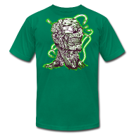T-Shirts ~ Men's T-Shirt by American Apparel ~ Monster head
