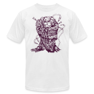 T-Shirts ~ Men's T-Shirt by American Apparel ~ Monster
