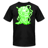 T-Shirts ~ Men's T-Shirt by American Apparel ~ Ghoul