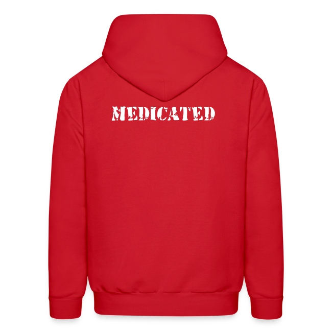 Medicated Winter Jacket (Front)