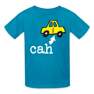 Bahstin Cah Boston Children's T-Shirt - Kids' T-Shirt