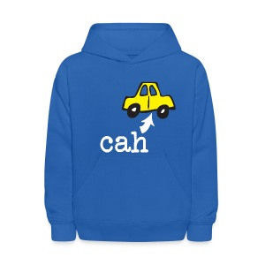 Bahstin Cah Boston Kid's Hooded Sweatshirt - Kids' Hoodie