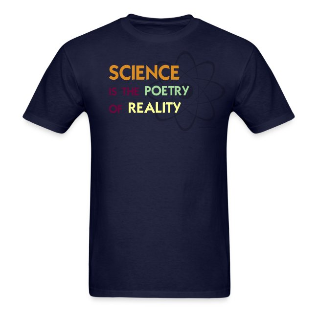 Science is the Poetry of Reality