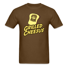 GRILLED CHEESUS T-SHIRT ~ 351