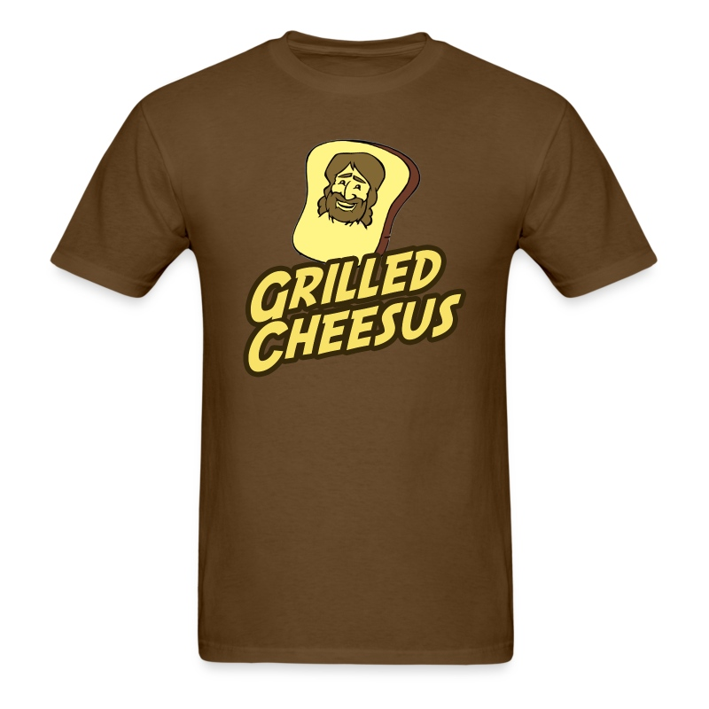 GRILLED CHEESUS T-SHIRT - Men's T-Shirt