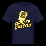 Kids' Shirts ~ Kids' T-Shirt ~ GRILLED CHEESUS Kids T-SHIRT