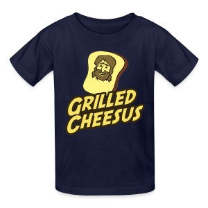 GRILLED CHEESUS Kids T-SHIRT - Kids' T-Shirt