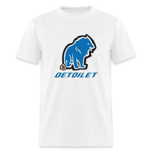 Detoilet Lions - Men's T-Shirt