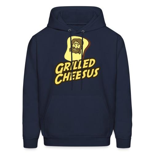GRILLED CHEESUS Men's Hoodie - Men's Hoodie