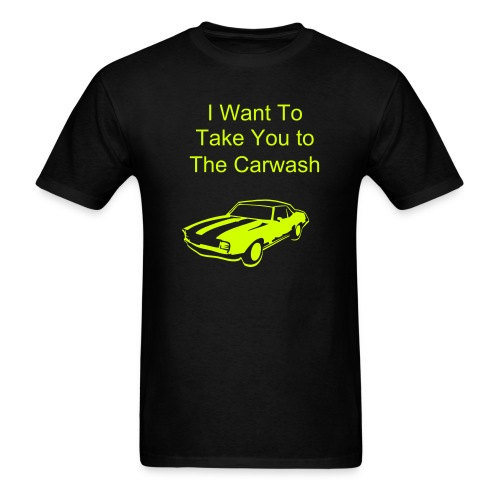 carwash - Men's T-Shirt