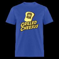 T-Shirts ~ Men's T-Shirt ~ GRILLED CHEESUS T-SHIRT