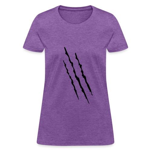 Scratches - Women's T-Shirt