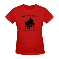 Women's T-Shirts ~ Women's T-Shirt ~ Red Fridays - Soldiers
