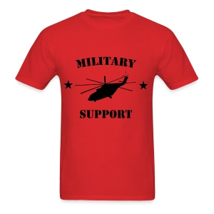 Military Support - Men's T-Shirt