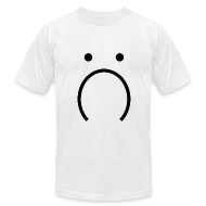 T-Shirts ~ Men's T-Shirt by American Apparel ~ Sturgeon Face