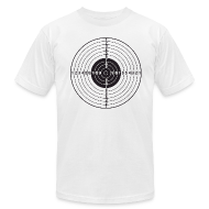 T-Shirts ~ Men's T-Shirt by American Apparel ~ Target Board