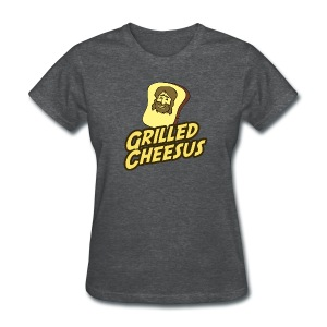 GRILLED CHEESUS Women T-SHIRT - Women's T-Shirt