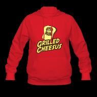 Hoodies ~ Women's Hoodie ~ GRILLED CHEESUS Women's Hoodie