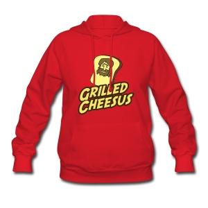 GRILLED CHEESUS Women's Hoodie - Women's Hoodie