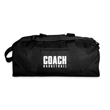Black Coach Basketball Bags