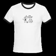 T-Shirts ~ Men's Ringer T-Shirt ~ Men's Banana Ringer T