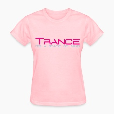Pink Trance State of Mind Women's T-Shirts