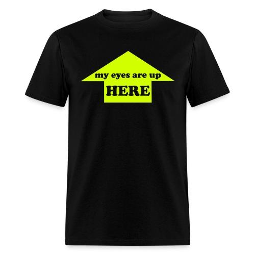 Hey perv - Men's T-Shirt