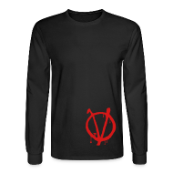 Long Sleeve Shirts ~ Men's Long Sleeve T-Shirt ~ Vendetta Long Sleeve T-Shirt