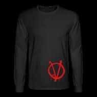 Long Sleeve Shirts ~ Men's Long Sleeve T-Shirt ~ Vendetta Long Sleeve T-Shirt