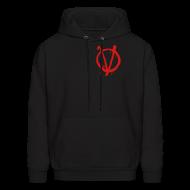 Hoodies ~ Men's Hoodie ~ Vendetta Sweatshirt