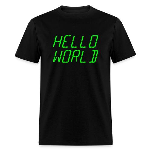 Mens Coder Shirt - Men's T-Shirt