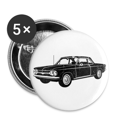 1964 Ford Mustang Buttons - Small Buttons