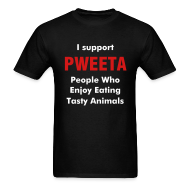 T-Shirts ~ Men's T-Shirt ~ PWEETA ROCKS!
