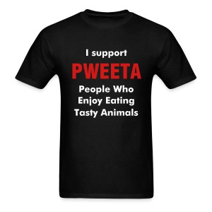 PWEETA ROCKS! - Men's T-Shirt